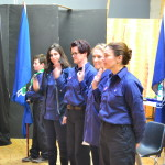 Beavers Investiture