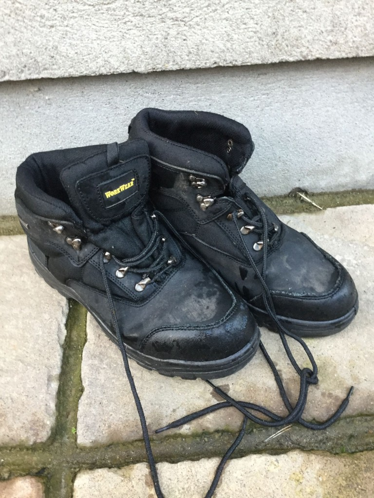Lost boots like these