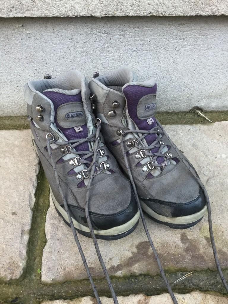 Found Boots